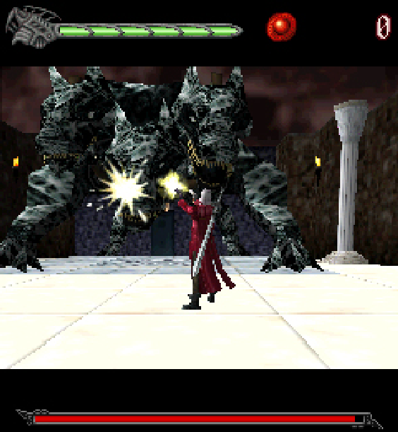 Devil May Cry DMC Capcom Mobile Cell Phone Xtreme Retro 3