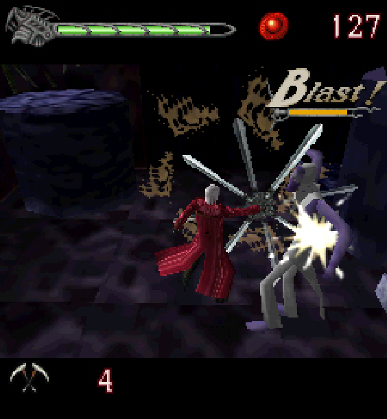 Devil May Cry DMC Capcom Mobile Cell Phone Xtreme Retro 4