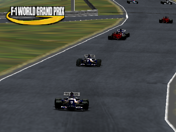 F-1 World Grand Prix Nintendo 64 N64 Paradigm Entertainment Dreamcast SEGA Video System PlayStation PSX PSone Eidos Interactive Windows PC Xtreme Retro