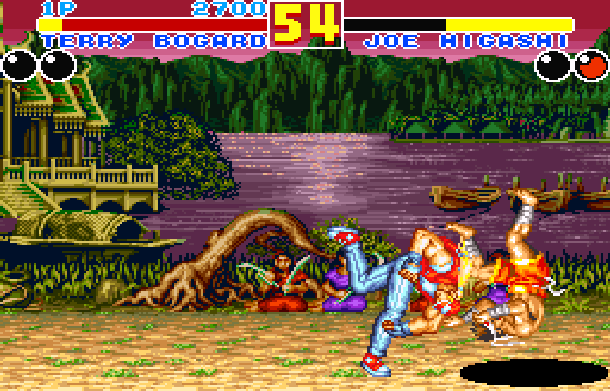 Fatal Fury 2 SNK Takara Arcade Neo Geo CD PC Engine CD Sega Genesis Mega Drive MD Super Nintendo SNES Sharp X68000 Xtreme Retro 1