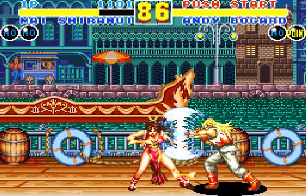 Fatal Fury 2 SNK Takara Arcade Neo Geo CD PC Engine CD Sega Genesis Mega Drive MD Super Nintendo SNES Sharp X68000 Xtreme Retro 2