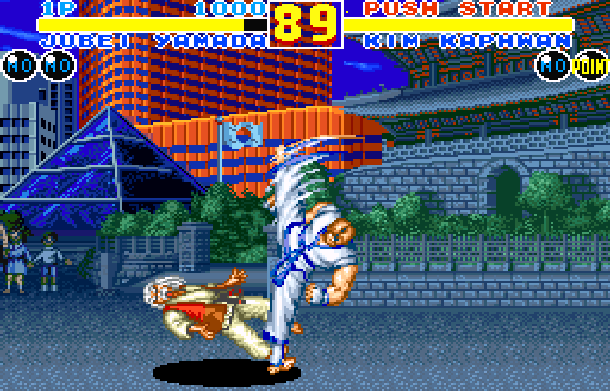 Fatal Fury 2 SNK Takara Arcade Neo Geo CD PC Engine CD Sega Genesis Mega Drive MD Super Nintendo SNES Sharp X68000 Xtreme Retro 3