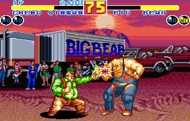 Fatal Fury 2 SNK Takara Arcade Neo Geo CD PC Engine CD Sega Genesis Mega Drive MD Super Nintendo SNES Sharp X68000 Xtreme Retro 4