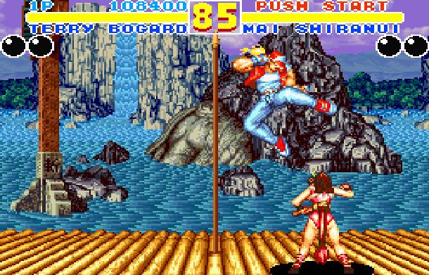 Fatal Fury 2 SNK Takara Arcade Neo Geo CD PC Engine CD Sega Genesis Mega Drive MD Super Nintendo SNES Sharp X68000 Xtreme Retro 5