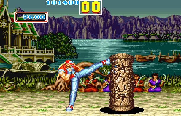 Fatal Fury 2 SNK Takara Arcade Neo Geo CD PC Engine CD Sega Genesis Mega Drive MD Super Nintendo SNES Sharp X68000 Xtreme Retro 6