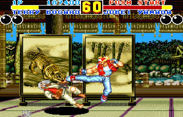 Fatal Fury 2 SNK Takara Arcade Neo Geo CD PC Engine CD Sega Genesis Mega Drive MD Super Nintendo SNES Sharp X68000 Xtreme Retro 7