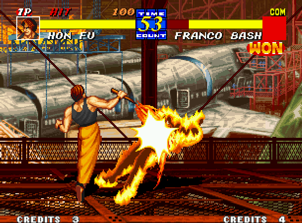 Fatal Fury 3 Road to the Final Victory SNK Arcade Neo Geo CD Sega Saturn PC Fighting Xtreme Retro 3