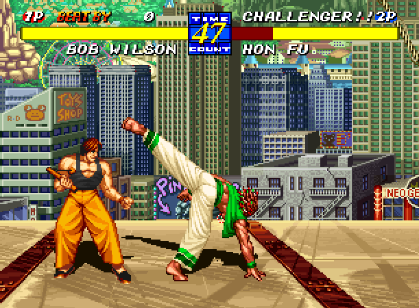 Fatal Fury 3 Road to the Final Victory SNK Arcade Neo Geo CD Sega Saturn PC Fighting Xtreme Retro 4