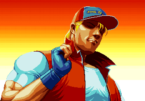 Fatal Fury 3 Road to the Final Victory SNK Arcade Neo Geo CD Sega Saturn PC Fighting Xtreme Retro Pixel Art
