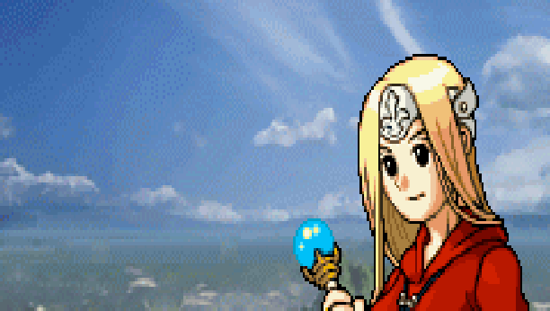 Final Fantasy Crystal Chronicles My Life as a King Square Enix Strategy Tactics WiiWare Nintendo Wii Xtreme Retro Pixel Art