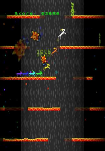 Goatup Llamasoft Jeff Minter 2011 iOS iPad Xtreme Retro