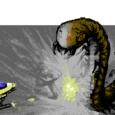 Fue el primer éxito de Minter, y es sencillo de ver por qué. Como en sus mejores juegos, está basado en un arcade clásico – en este caso, Centipede -, […]