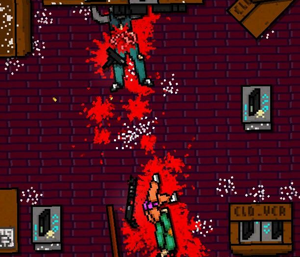 Hotline Miami 2 Wrong Number Devolver Digital Dennation Games Linux Macintosh Sony PlayStation 3 PS4 PS Vita Windows Action Shooter Xtreme Retro 4