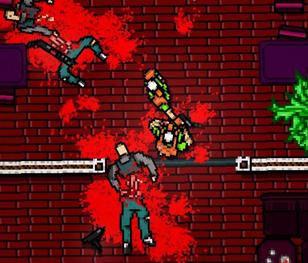 Hotline Miami 2 Wrong Number Devolver Digital Dennation Games Linux Macintosh Sony PlayStation 3 PS4 PS Vita Windows Action Shooter Xtreme Retro 5