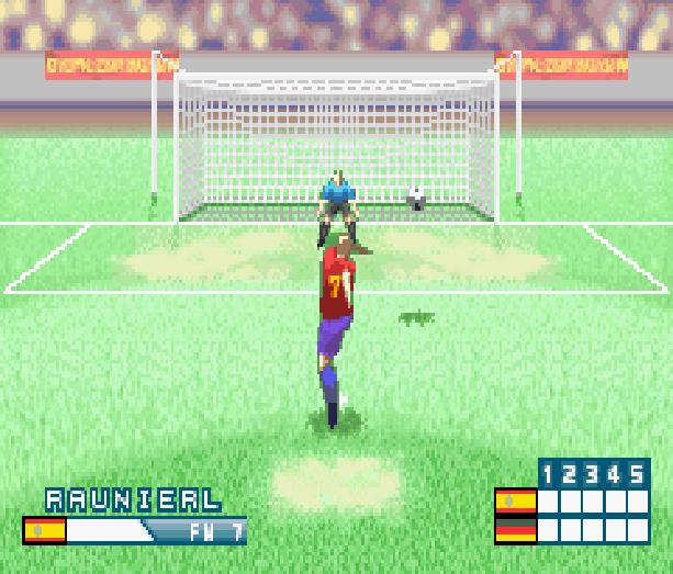 International Superstar Soccer Advance ISS 2003 Konami Nintendo Game Boy Advance GBA Xtreme Retro 2