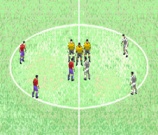 International Superstar Soccer Advance ISS 2003 Konami Nintendo Game Boy Advance GBA Xtreme Retro 3