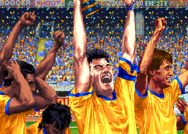 International Superstar Soccer Pro 98 ISS 98 Konami Nintendo 64 N64 Sony PlayStation PSX PSone Simulator Pixel Art Xtreme Retro