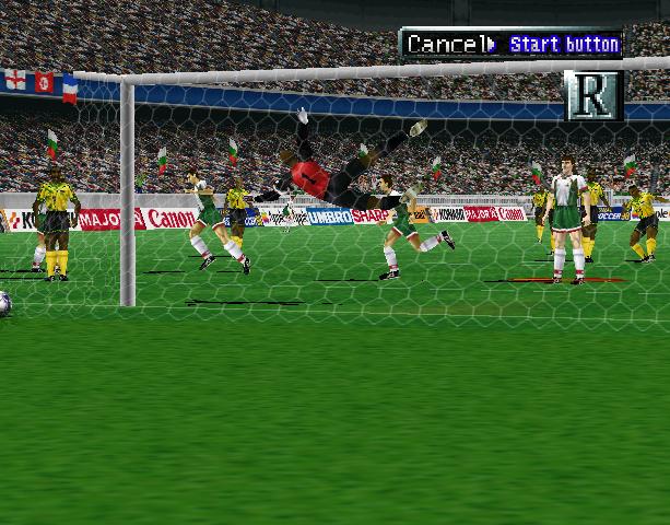 International Superstar Soccer Pro 98 ISS 98 Konami Nintendo 64 N64 Sony PlayStation PSX PSone Simulator Xtreme Retro 14