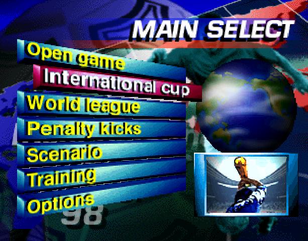 International Superstar Soccer Pro 98 ISS 98 Konami Nintendo 64 N64 Sony PlayStation PSX PSone Simulator Xtreme Retro 3