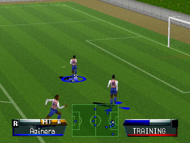 International Superstar Soccer Pro 98 ISS 98 Konami Nintendo 64 N64 Sony PlayStation PSX PSone Simulator Xtreme Retro 4