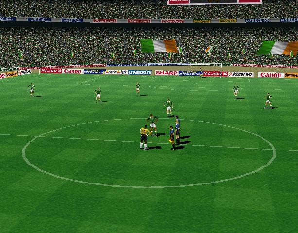 International Superstar Soccer Pro 98 ISS 98 Konami Nintendo 64 N64 Sony PlayStation PSX PSone Simulator Xtreme Retro 6