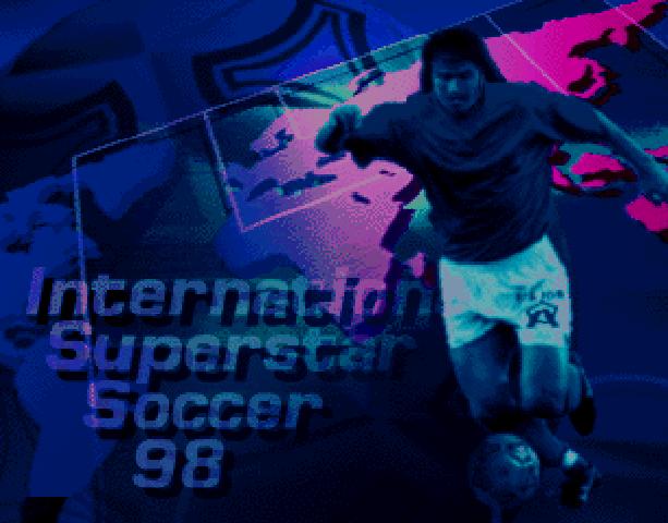 International Superstar Soccer Pro 98 ISS 98 Konami Nintendo 64 N64 Sony PlayStation PSX PSone Simulator Xtreme Retro 9