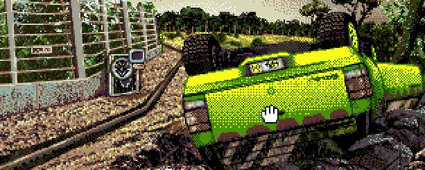 Jurassic Park Sega Mega CD Adventure Xtreme Retro 8
