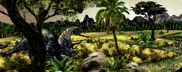 Jurassic Park Sega Mega CD Adventure Xtreme Retro 9