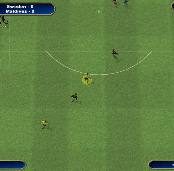 Kick Off 2002 Acclaim Entertainment Anco Windows PC Macintosh Xtreme Retro 4
