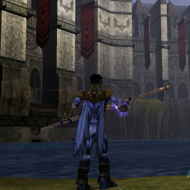Legacy of Kain Soul Reaver 2 Eidos Interactive Crystal Dinamics Sony PlayStation 2 PS2 Windows PC Action Xtreme Retro 4