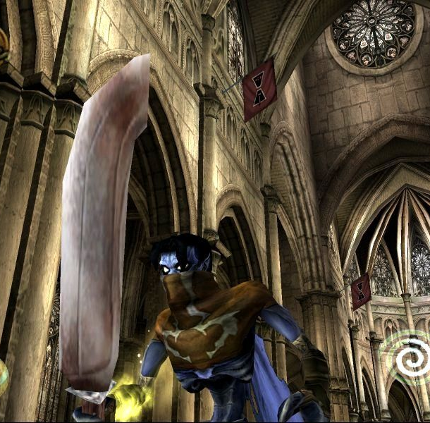 Legacy of Kain Soul Reaver 2 Eidos Interactive Crystal Dinamics Sony PlayStation 2 PS2 Windows PC Action Xtreme Retro 7