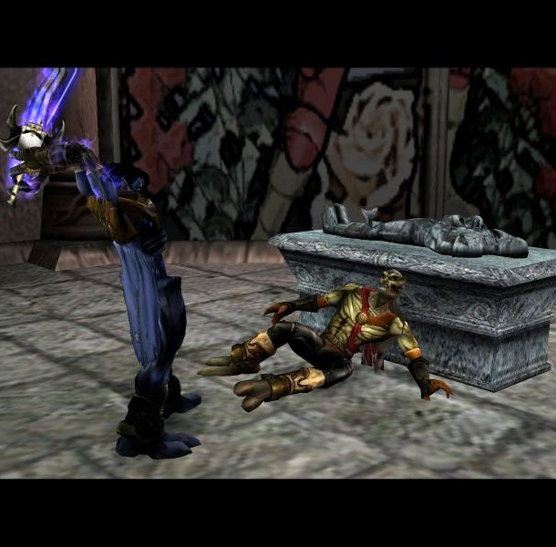Legacy of Kain Soul Reaver 2 Eidos Interactive Crystal Dinamics Sony PlayStation 2 PS2 Windows PC Action Xtreme Retro 8