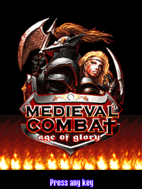 Medieval Combat Age of Glory Gameloft Xtreme Retro 1