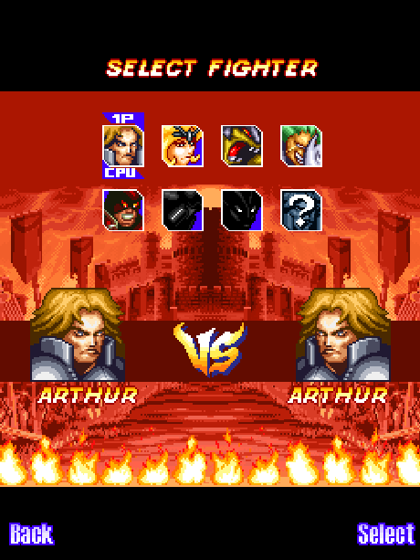 Medieval Combat Age of Glory Gameloft Xtreme Retro 3