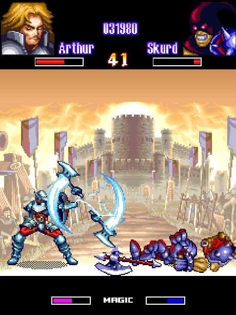Medieval Combat Age of Glory Gameloft Xtreme Retro 4