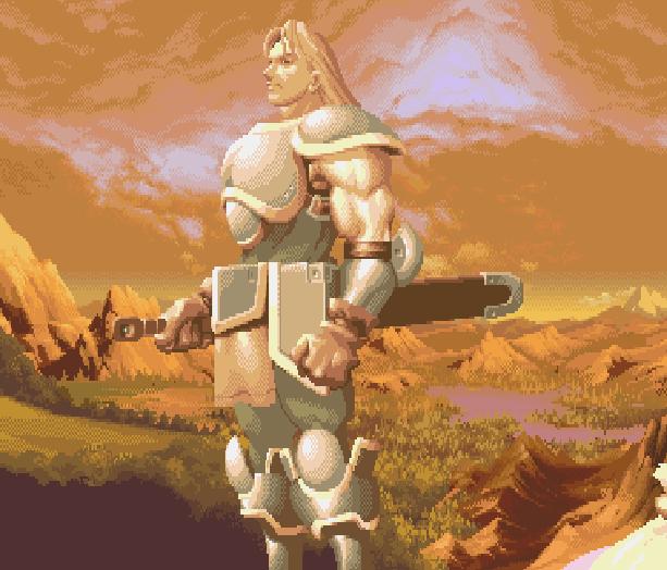 Medieval Combat Age of Glory Gameloft Xtreme Retro Pixel Art