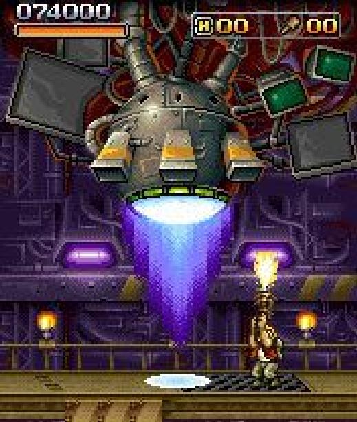 Metal Slug Mobile Impact I-Play Xtreme Retro 2