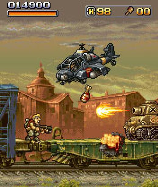 Metal Slug Mobile Impact I-Play Xtreme Retro 4