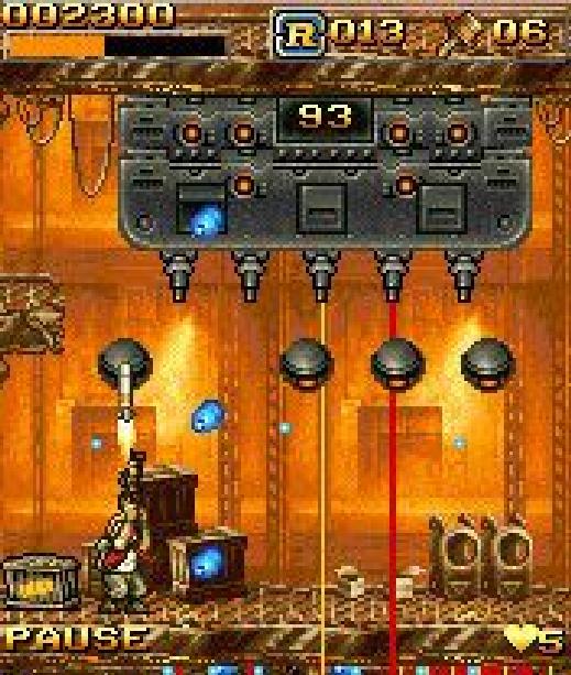 Metal Slug Mobile Impact I-Play Xtreme Retro 6