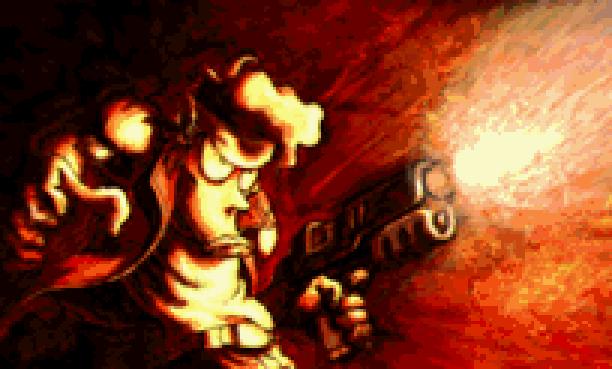 Metal Slug Mobile Impact I-Play Xtreme Retro Marco Rossi Pixel Art