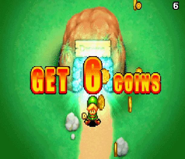 Monster Gate Konami Action RPG Arcade Coin-Op Nintendo Game Boy Advance GBA Xtreme Retro 9