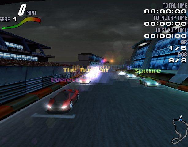 Motorhead Gremlin Interactive Digital Illusions 1998 Sony PlayStation PSX PSone Microsoft Windows PC Racing Xtreme Retro 1