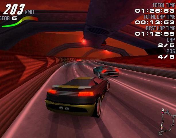 Motorhead Gremlin Interactive Digital Illusions 1998 Sony PlayStation PSX PSone Microsoft Windows PC Racing Xtreme Retro 10