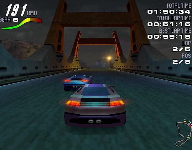 Motorhead Gremlin Interactive Digital Illusions 1998 Sony PlayStation PSX PSone Microsoft Windows PC Racing Xtreme Retro 11
