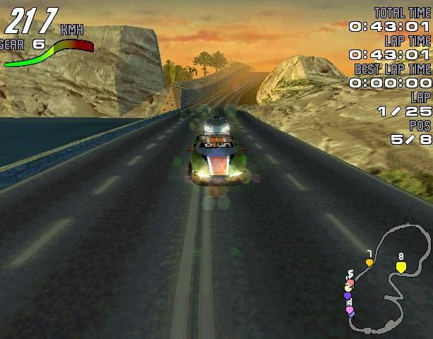 Motorhead Gremlin Interactive Digital Illusions 1998 Sony PlayStation PSX PSone Microsoft Windows PC Racing Xtreme Retro 15