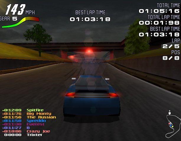 Motorhead Gremlin Interactive Digital Illusions 1998 Sony PlayStation PSX PSone Microsoft Windows PC Racing Xtreme Retro 4