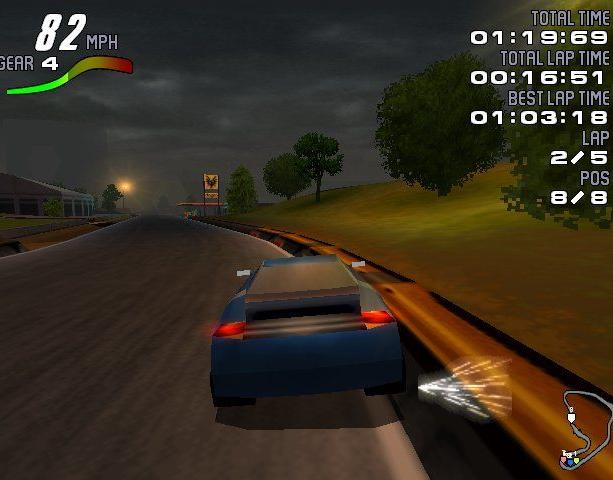 Motorhead Gremlin Interactive Digital Illusions 1998 Sony PlayStation PSX PSone Microsoft Windows PC Racing Xtreme Retro 5