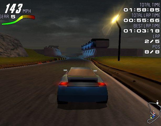 Motorhead Gremlin Interactive Digital Illusions 1998 Sony PlayStation PSX PSone Microsoft Windows PC Racing Xtreme Retro 6