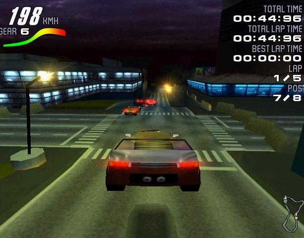 Motorhead Gremlin Interactive Digital Illusions 1998 Sony PlayStation PSX PSone Microsoft Windows PC Racing Xtreme Retro 9