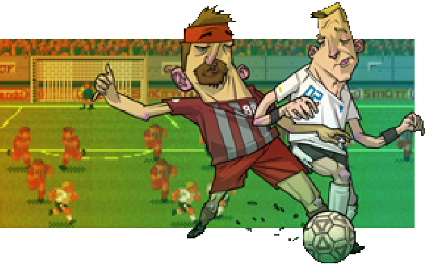 Mundiales 98 Alexi Lalas International Soccer Windows PC Sony PlayStation PSX PSone Sports Pixel Art Xtreme Retro
